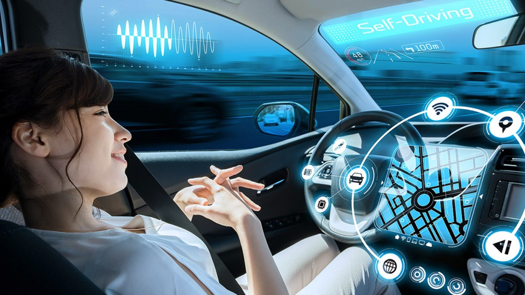 Autonomous car MásNegocio